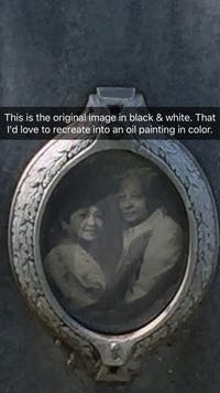 Original reference photo